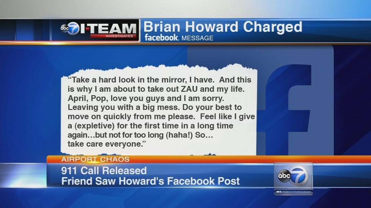 911 facebook post