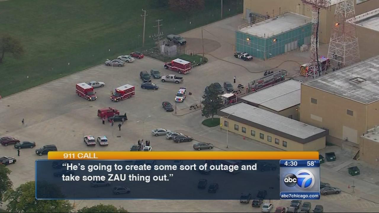 911 calls in FAA fire released
