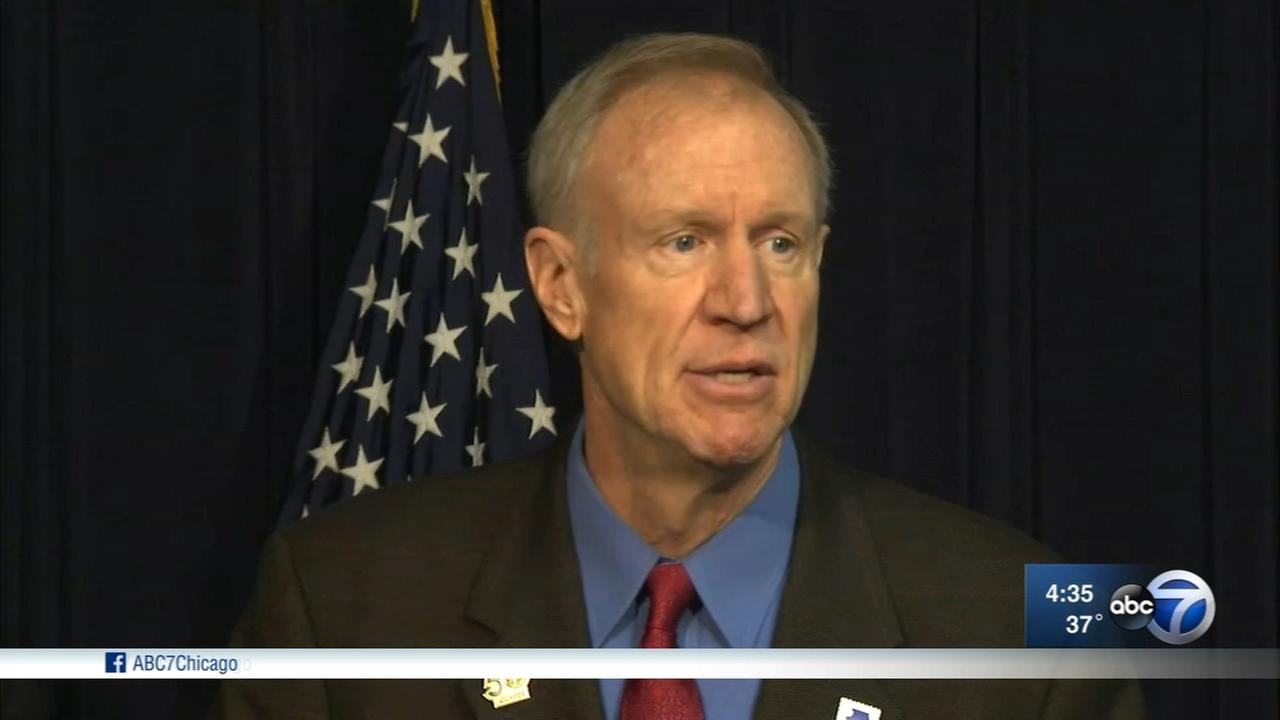 Gov. Bruce Rauner lays out 2018 legislative agenda