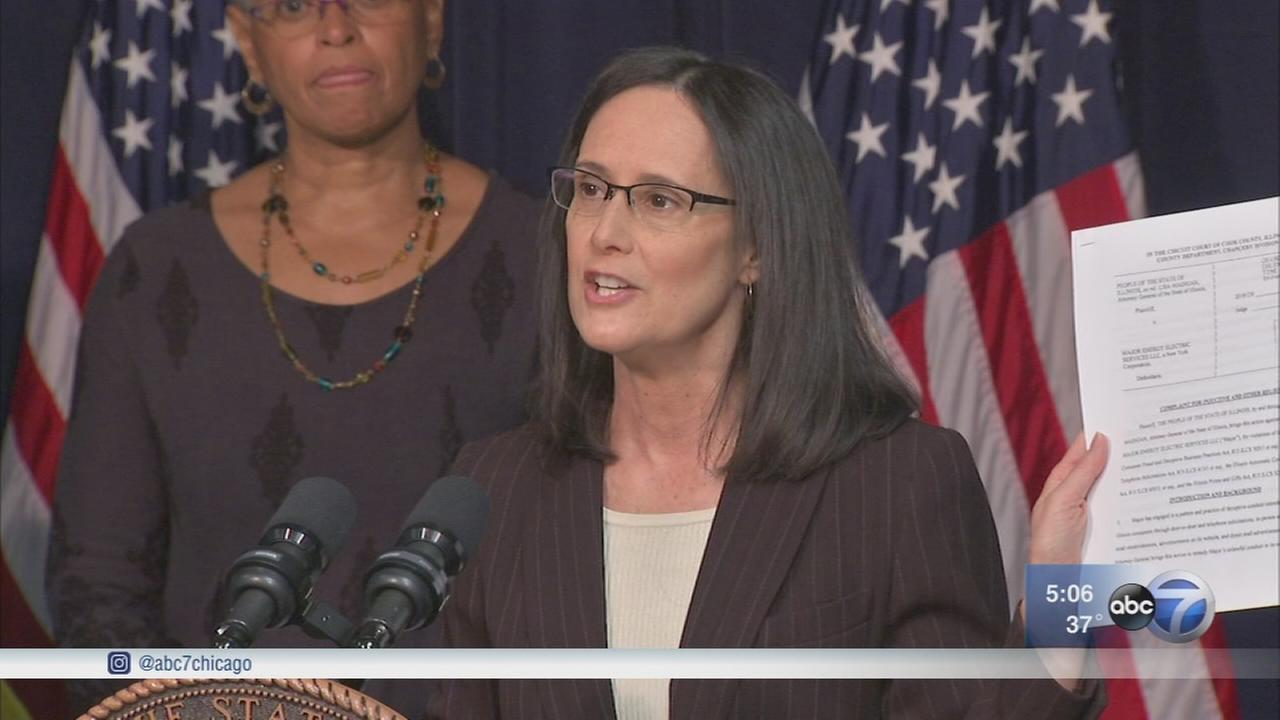 AG Madigan files lawsuit against alternative electric supplier