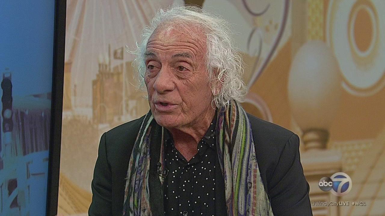 Chicago salon owner Mario Tricoci talks about new endeavor