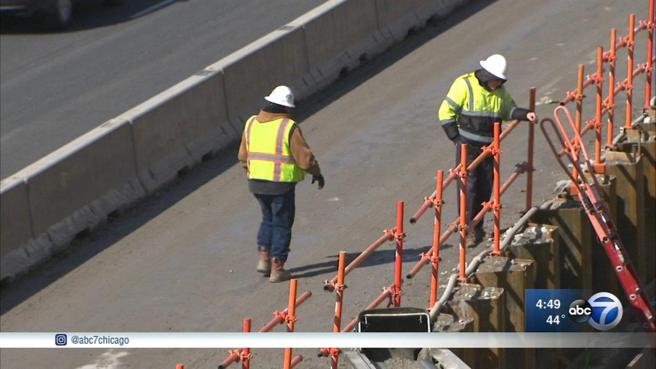 National Work Zone Safety Week aims to protect drivers, construction workers