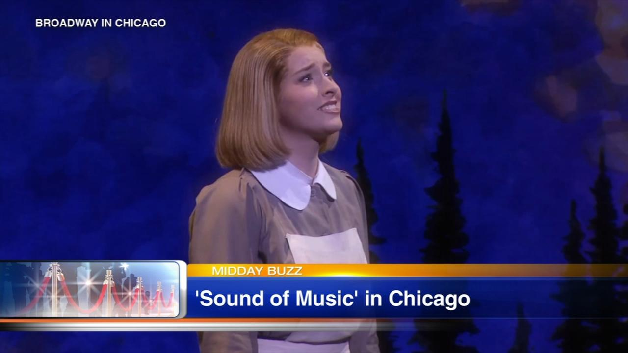 'The Sound of Music' playing on Chicago stage until Sunday
