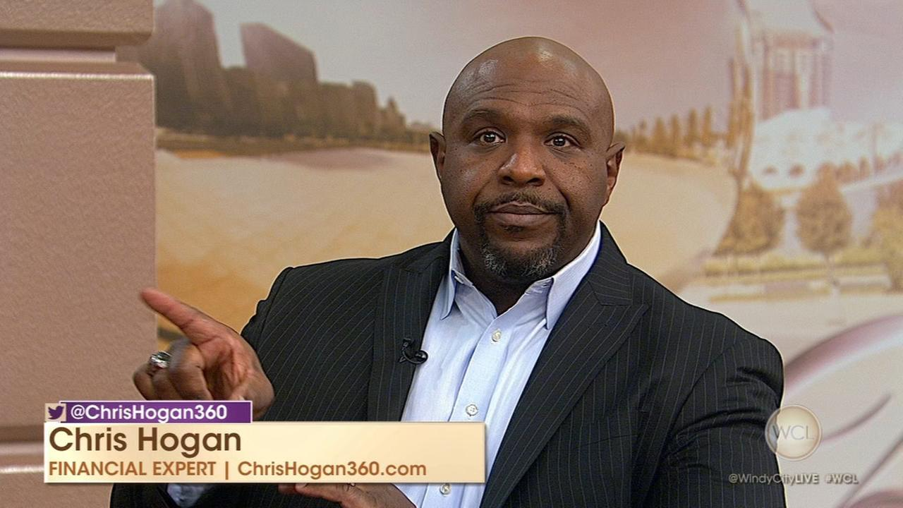 Financial expert Chris Hogan talks about tips for financial success, Part 1