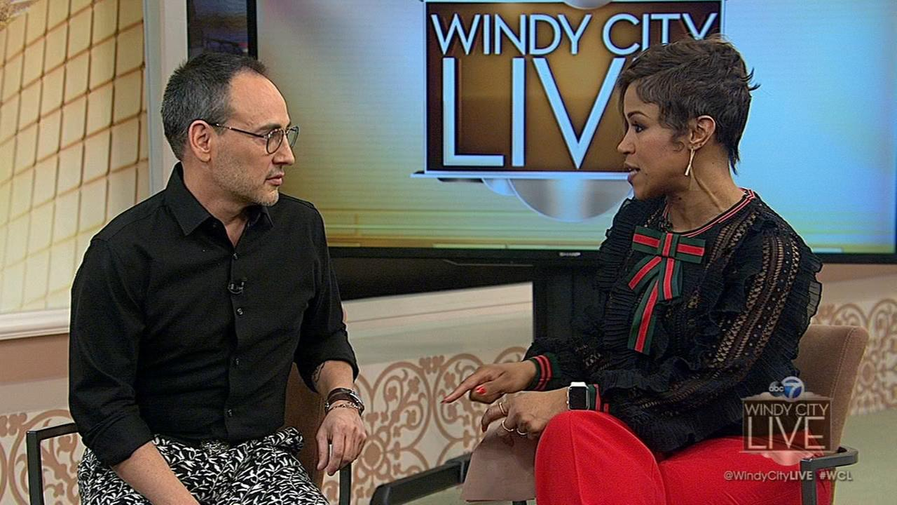 Us Weeklys Fashion Policeman Eric Himel shares spring fashions