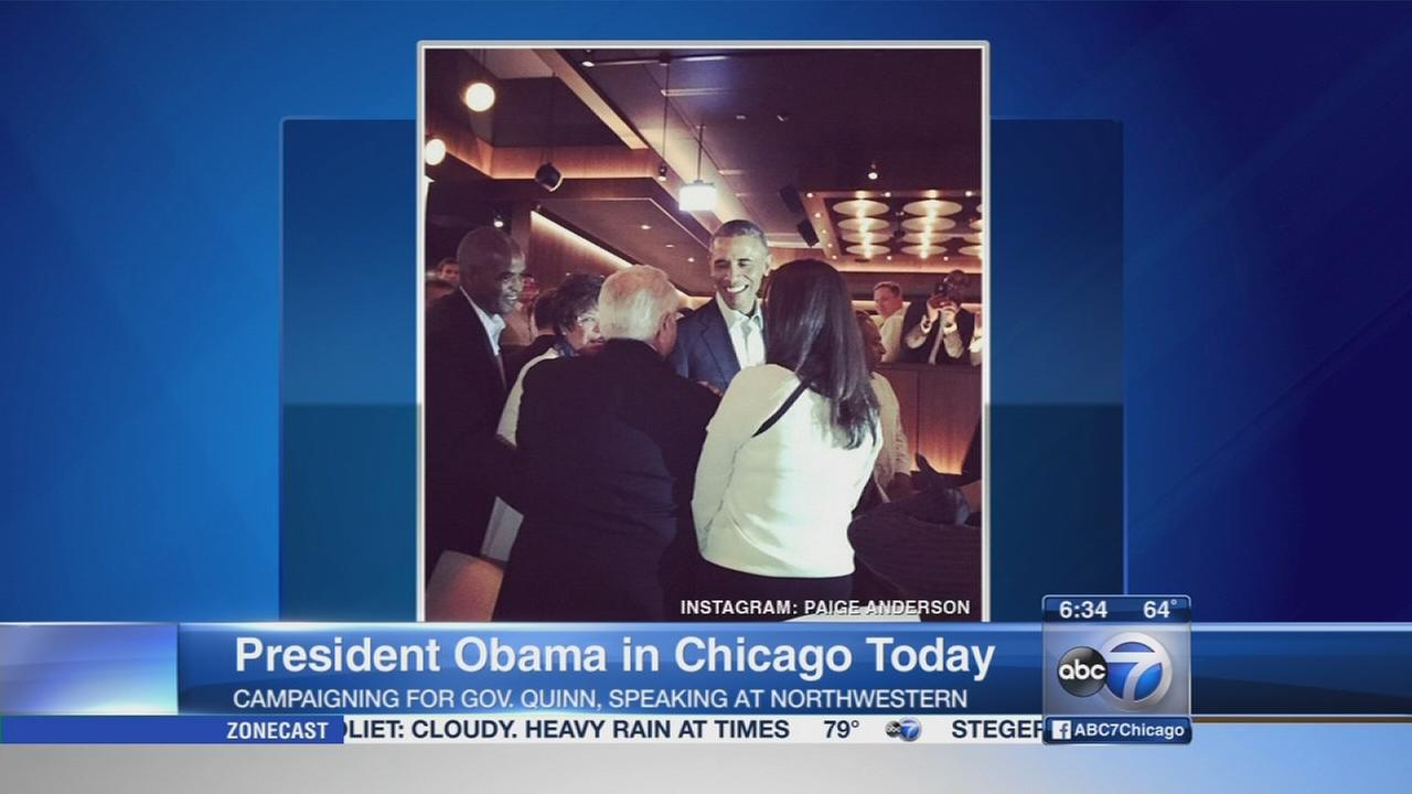 President Obama to speak at Northwestern