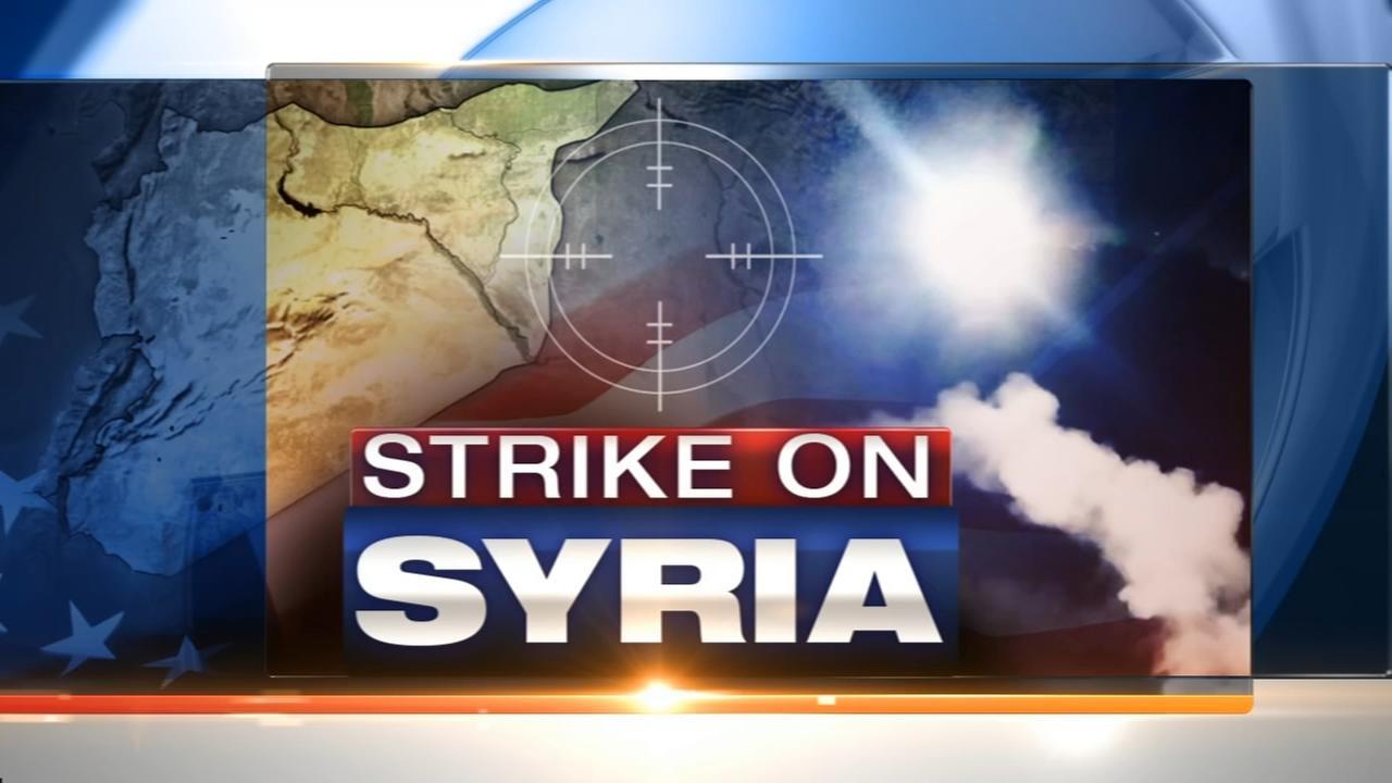 Trump calls missile strike on Syria success