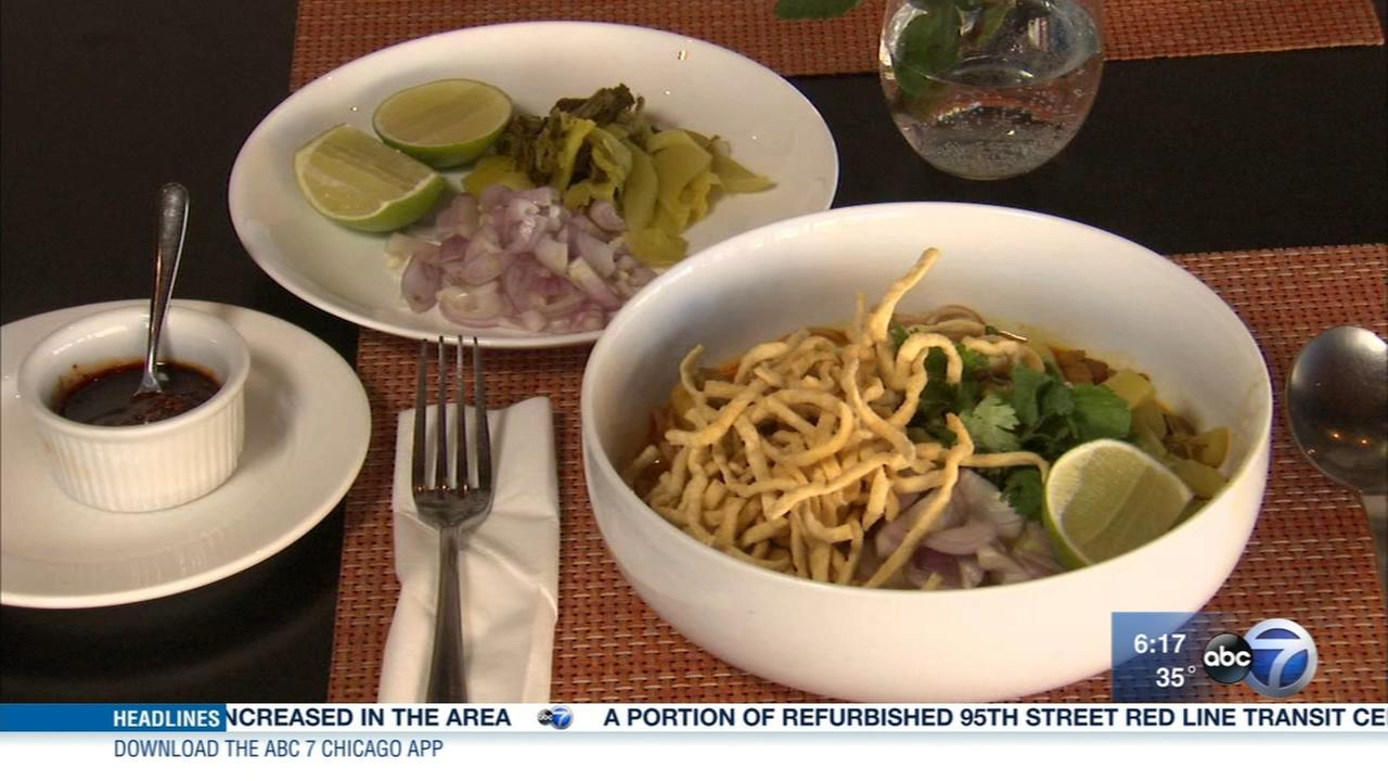 Ring in Thai New Year with a dish of khao soi