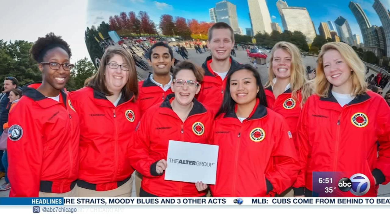 City Year Chicago corps strive to keep kids in school
