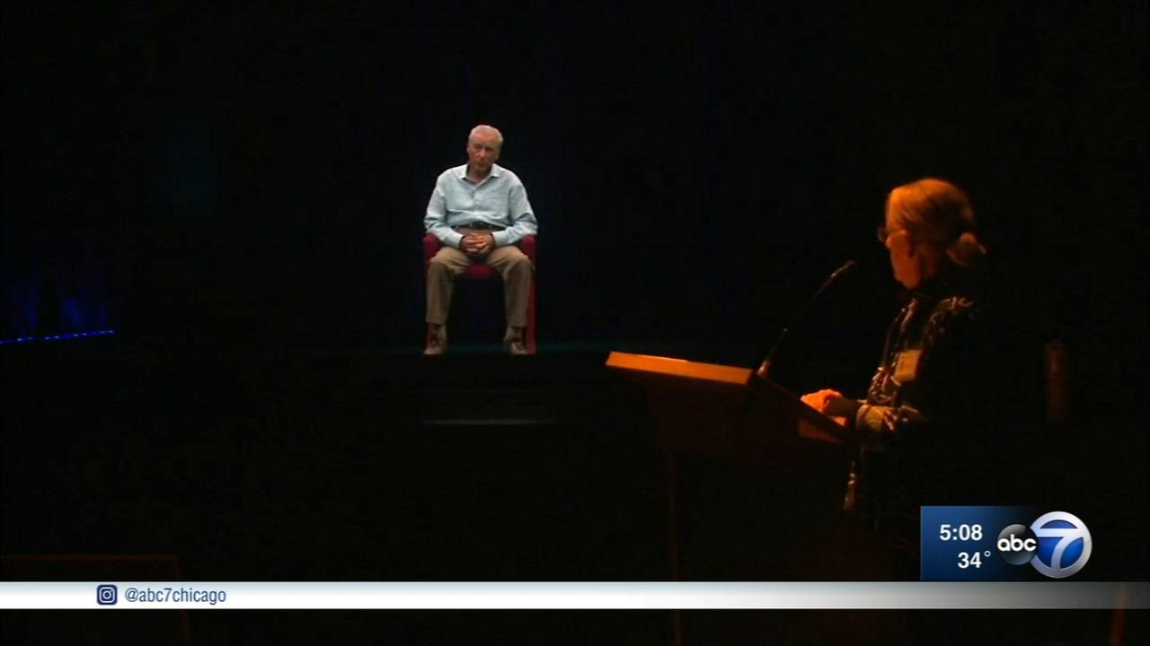 Lincolnshire Holocaust survivor lives on after death in holographic exhibit