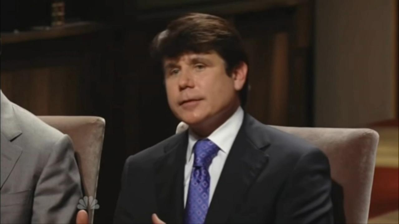 Supreme Court denies request to hear Rod Blagojevich appeal