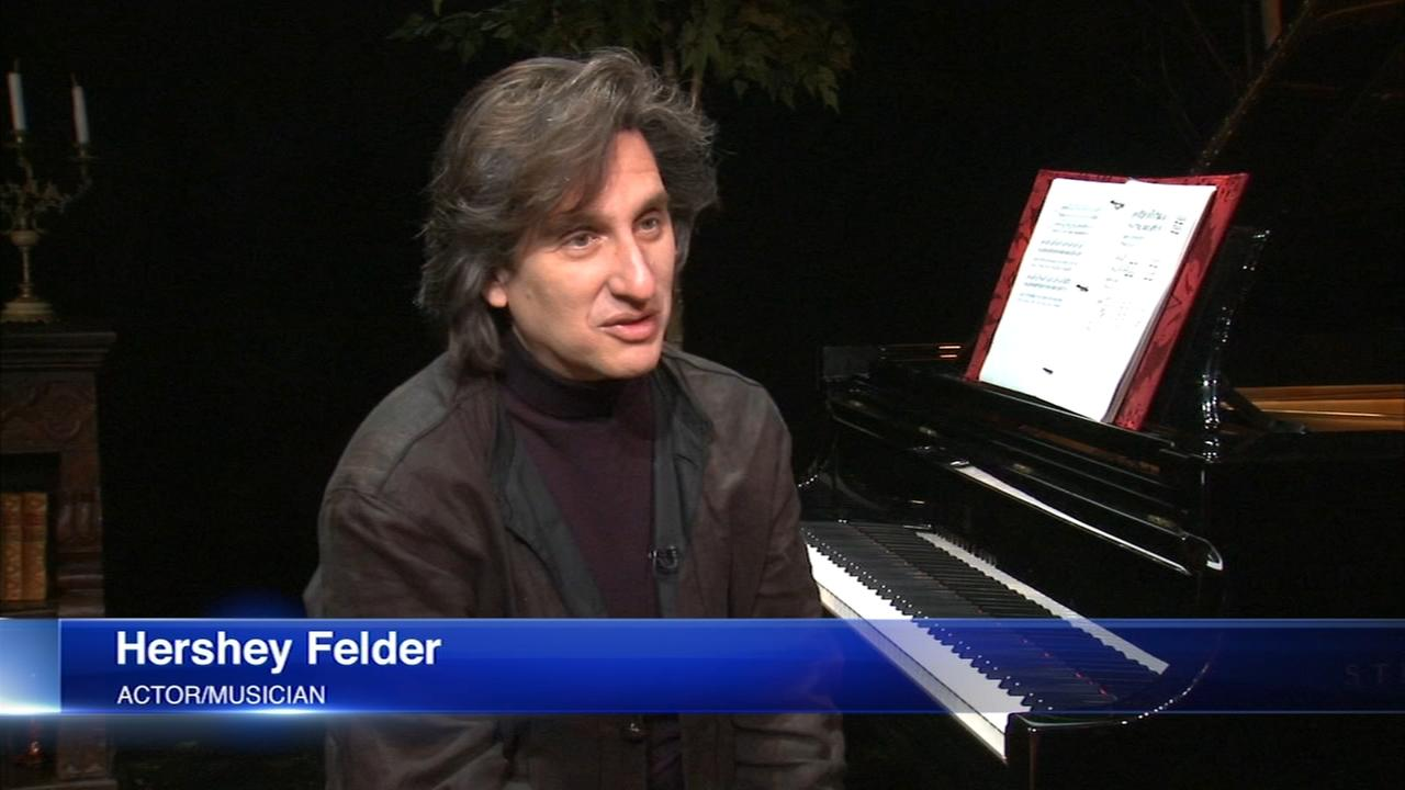 Hershey Felder stars in one-man play Our Great Tchaikovsky
