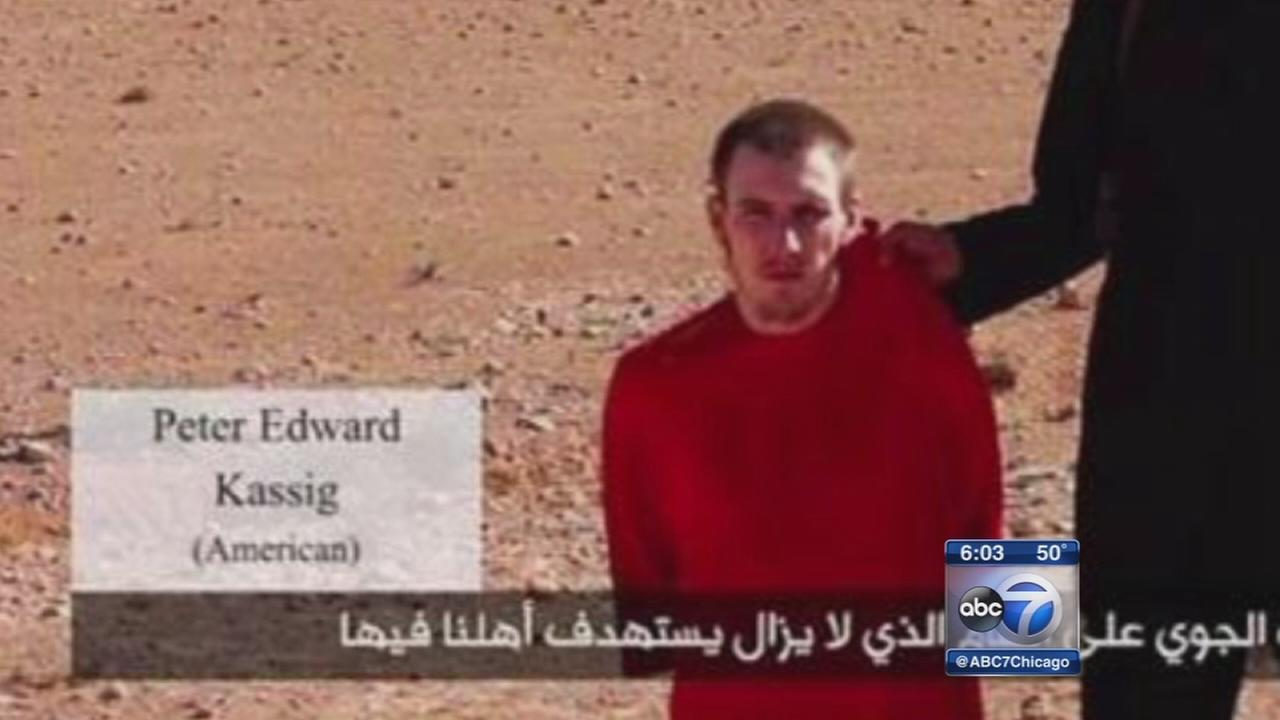 Peter Kassig of Indiana held hostage by ISIS