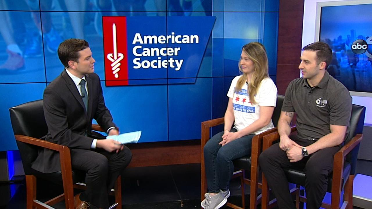 American Cancer Societys Walk and Roll at Soldier Field