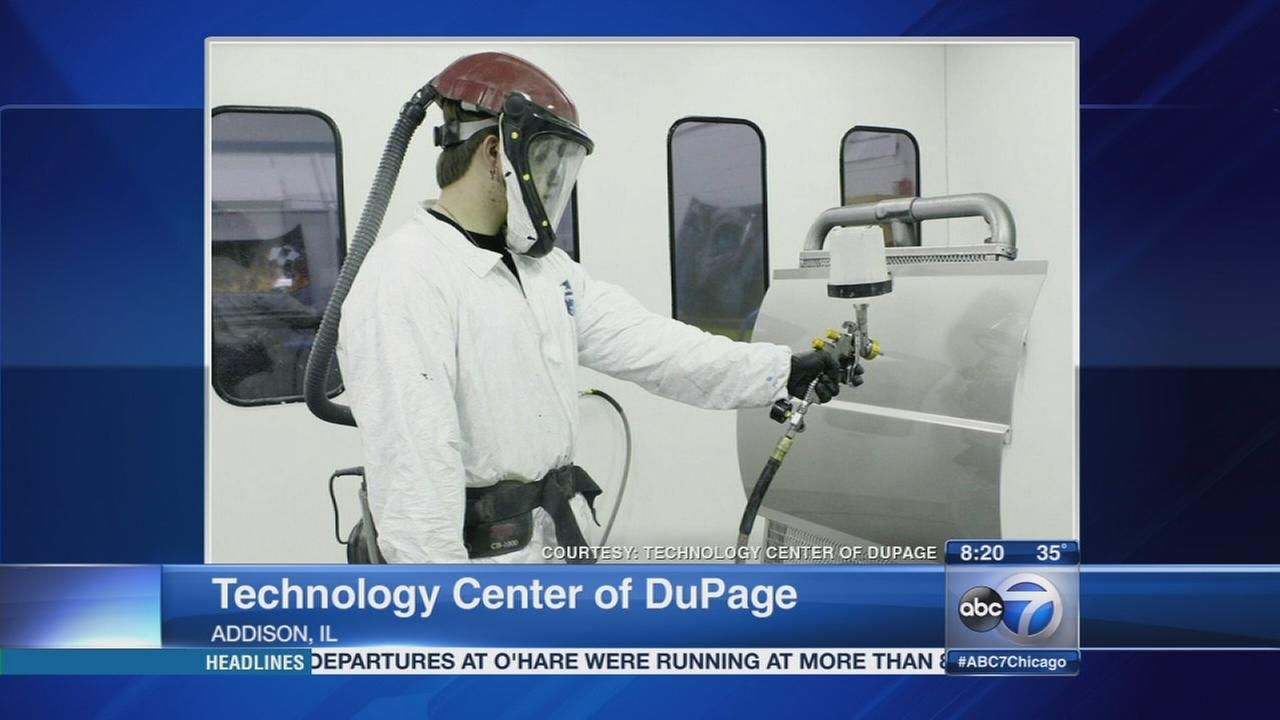Technology Center of DuPage hosts 40th anniversary Community Expo
