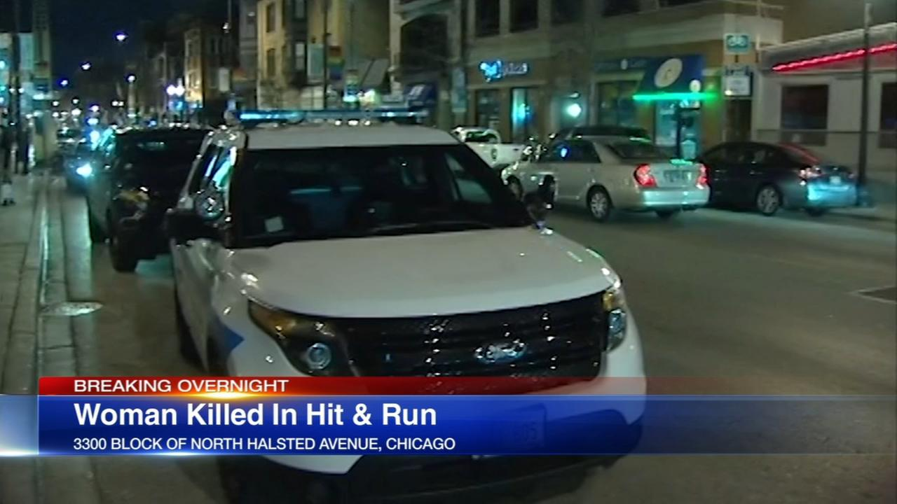Woman killed in Lakeview hit-and-run