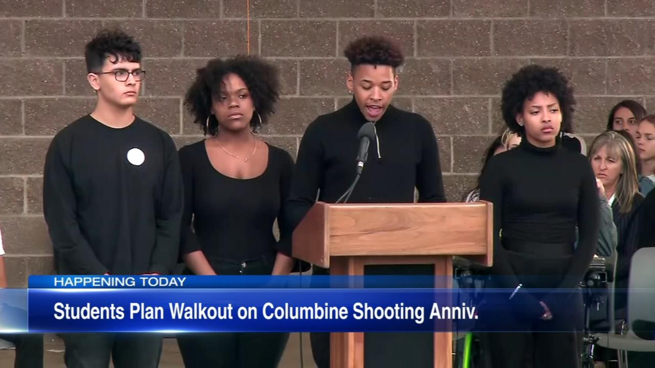 Students across Chicago area to take part in National School Walkout