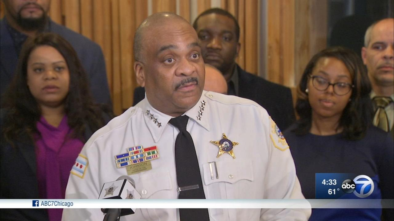 Supt. Johnson touts new CPD reforms