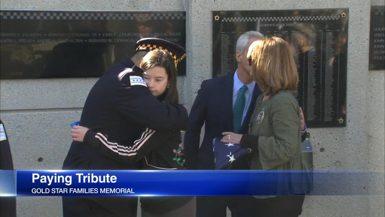 Chicago Police Memorial Foundation pays tribute to Commander Paul Bauer