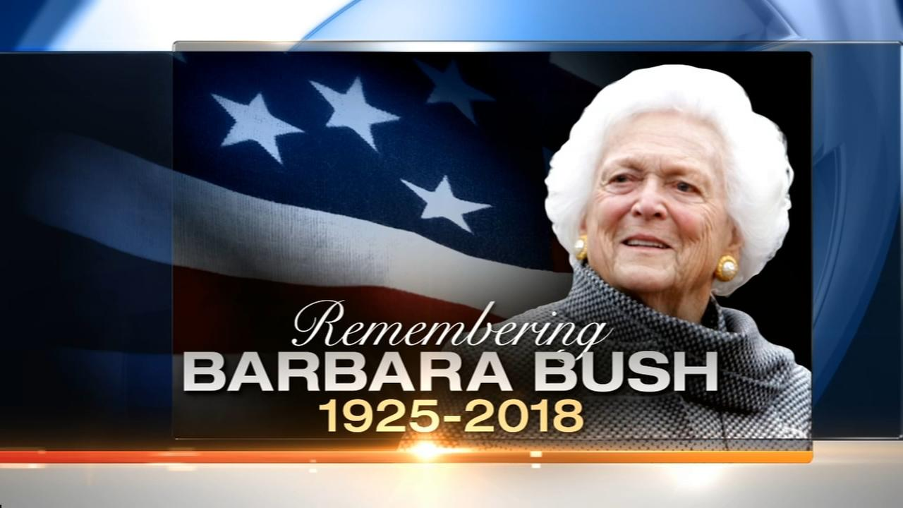 Jeb Bush to eulogize mother, Barbara, in private service