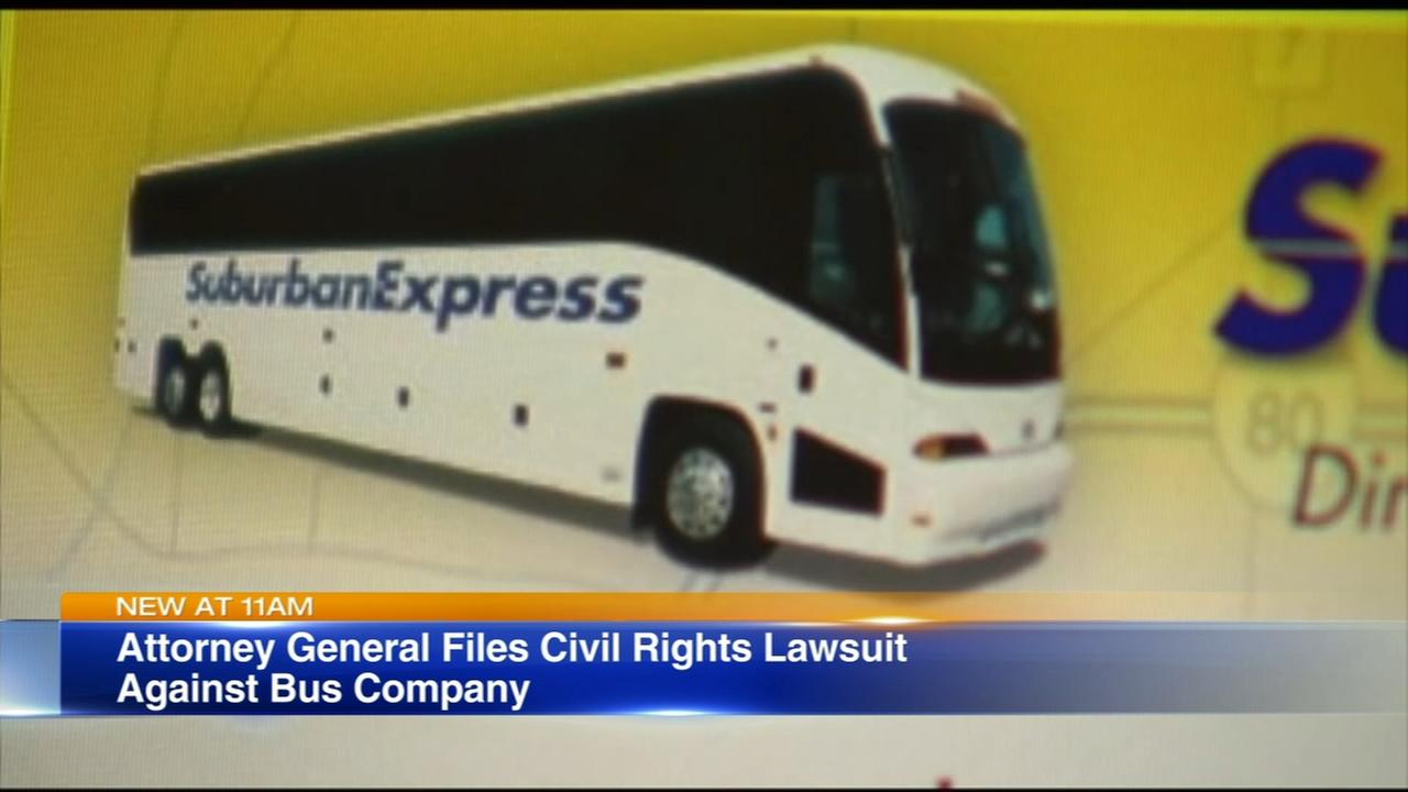 Madigan files lawsuit against bus company alleging discrimination, customer harassment