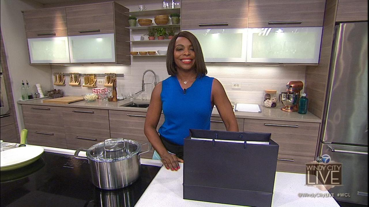 In The Kitchen with Rochelle Trotter, health and wellness expert, Part 1