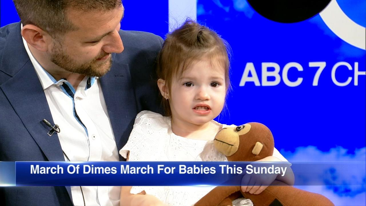 March for Babies at Grant Park with March of Dimes