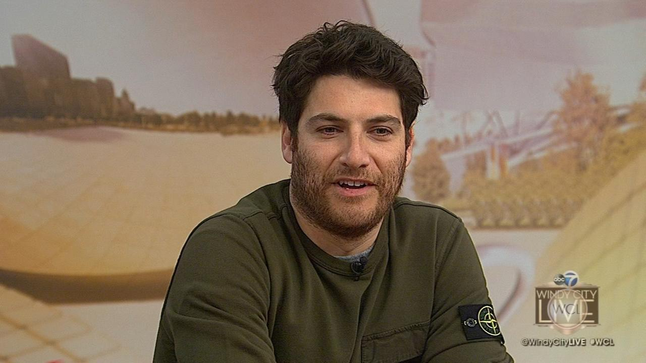 Actor/comedian Adam Pally talks about new film Most Likely to Murder