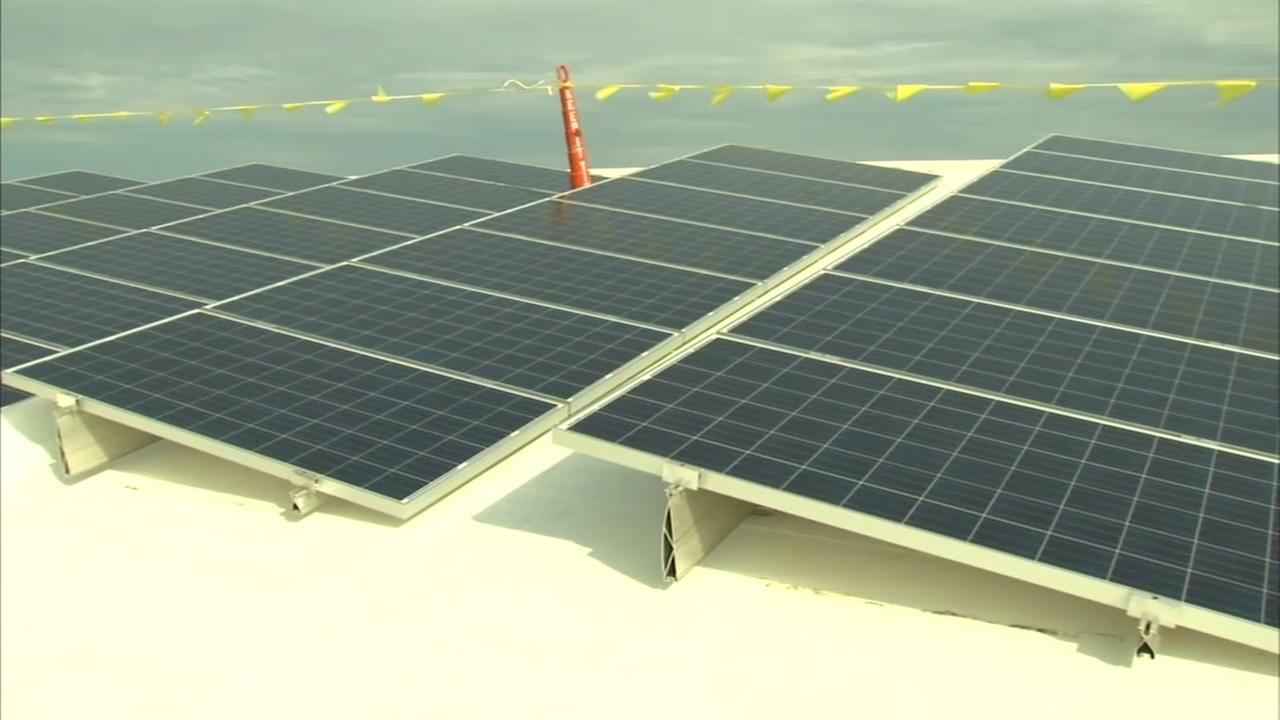 Neighbors oppose location of McHenry County solar panels