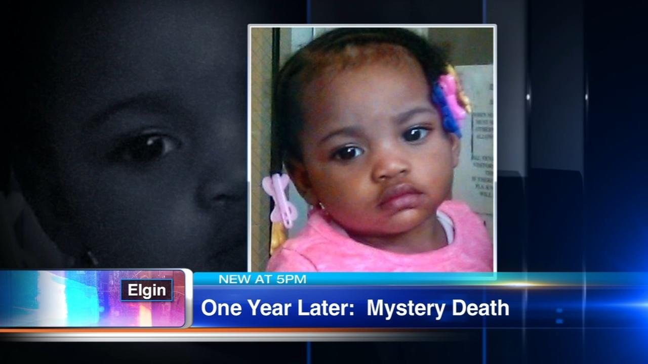 No justice for Semaj Crosby 1 year after toddlers death