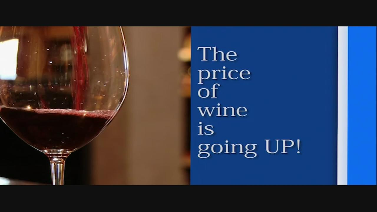 Cheap wine is about to get a lot more expensive