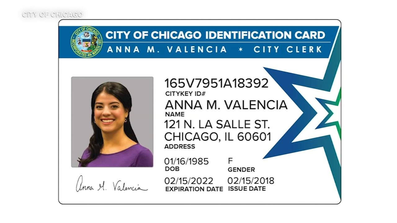 Chicago CityKey ID card program introduced