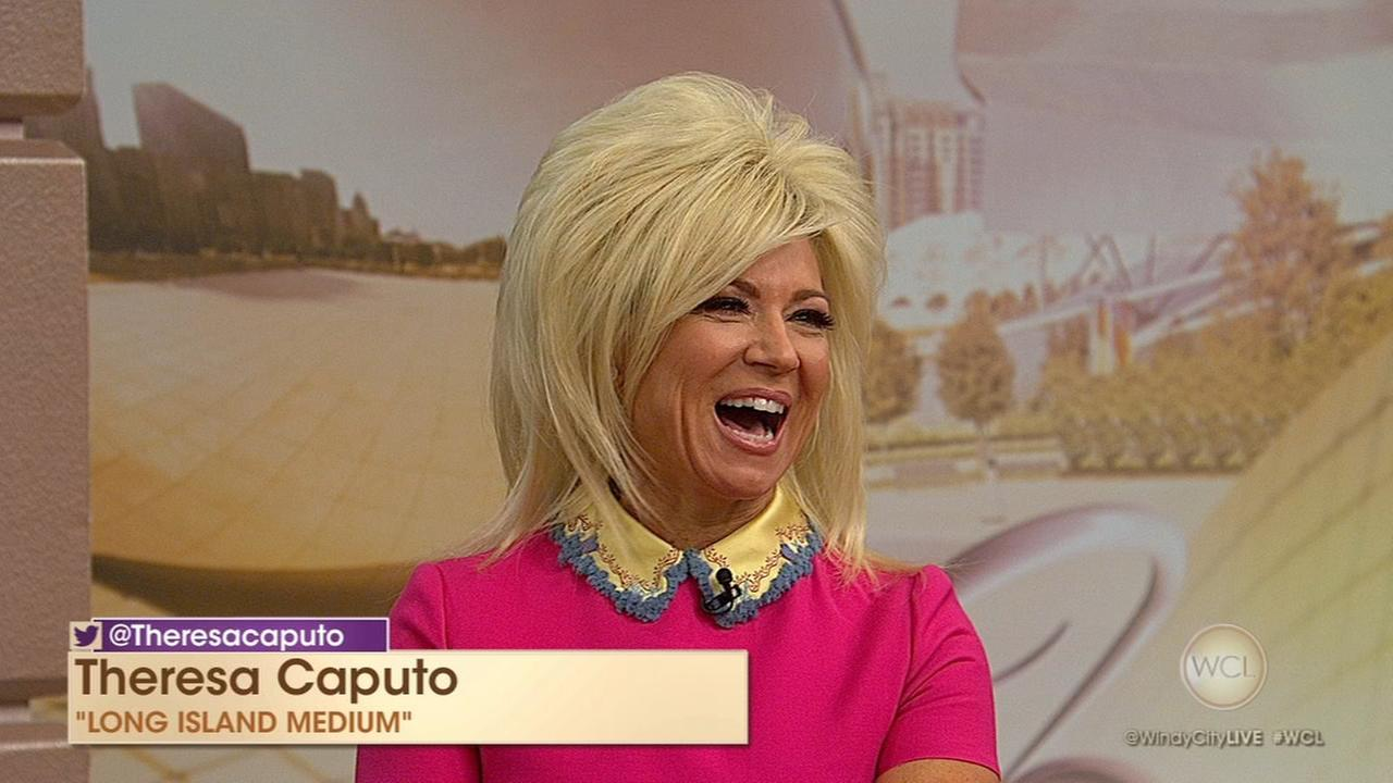 Part 1 with Long Island Medium Theresa Caputo