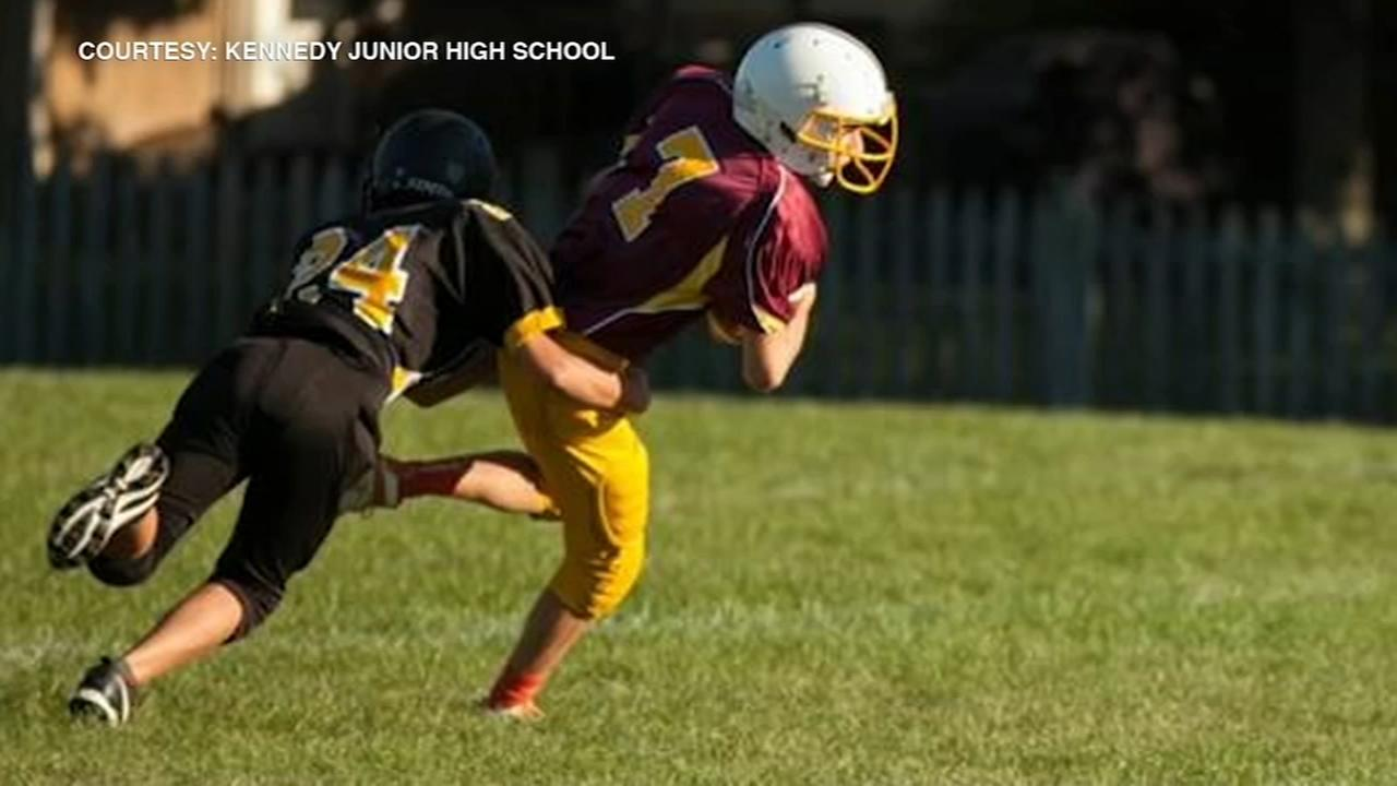 Naperville school district replaces tackle football with flag football