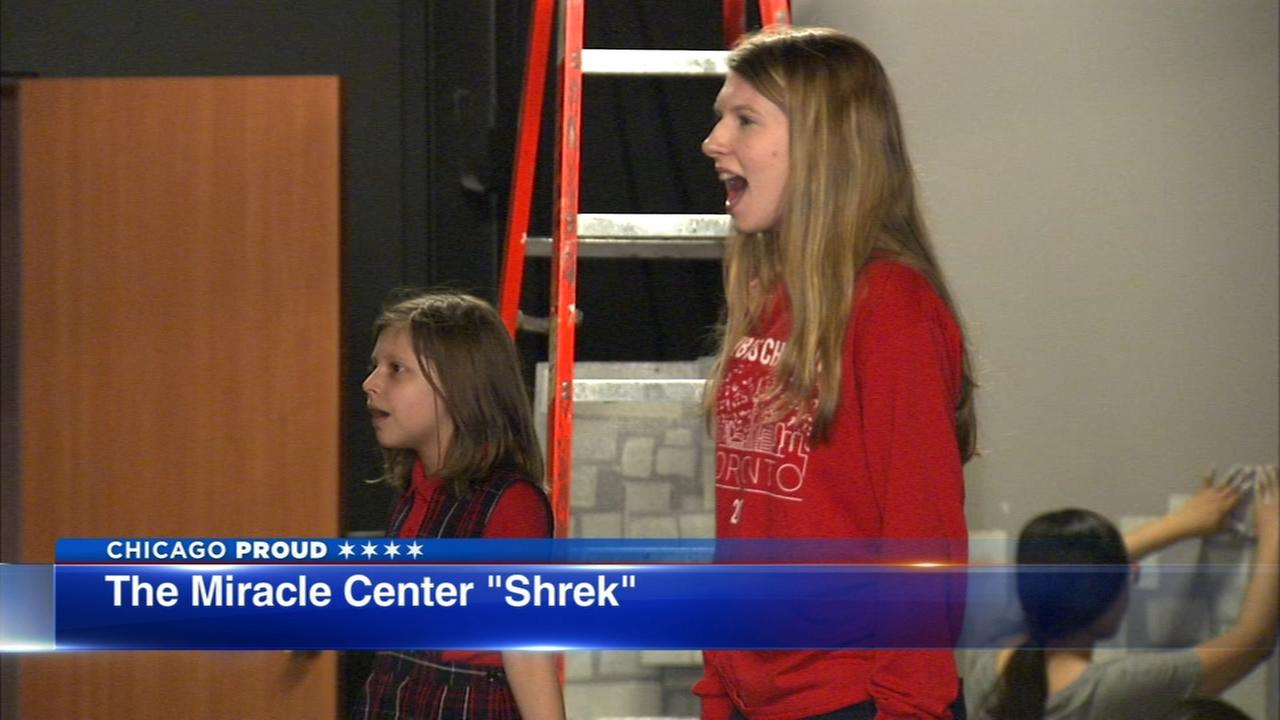 Chicago students empowered by theater at Miracle Center