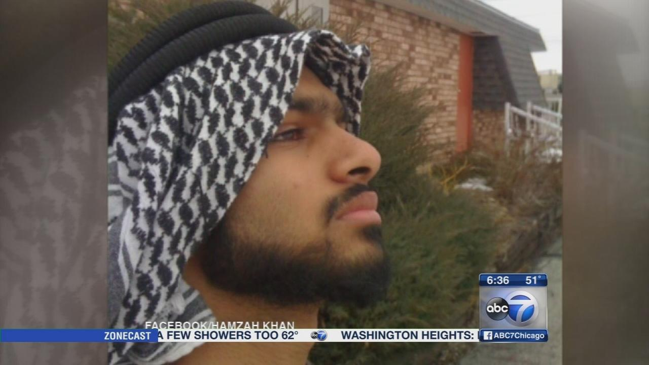 Man accused of trying to join ISIS awaits detention hearing