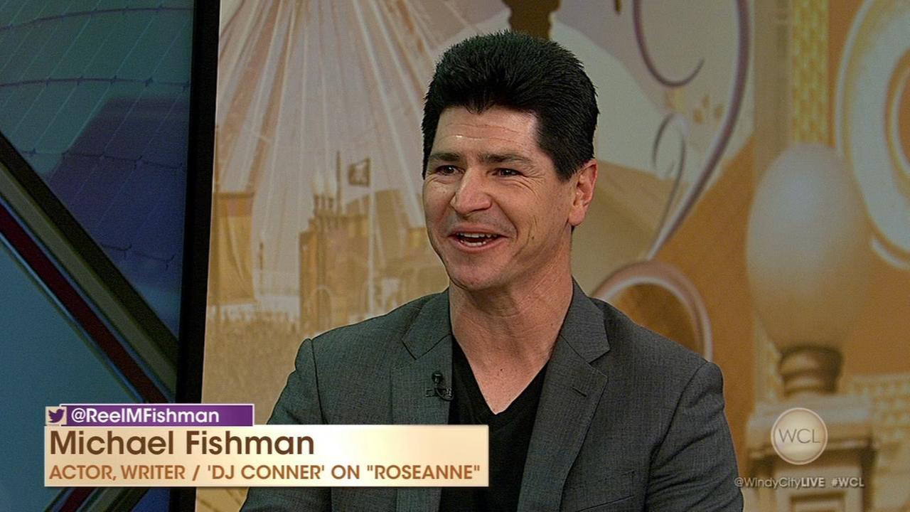 'Roseanne' star Michael Fishman talks about reboot