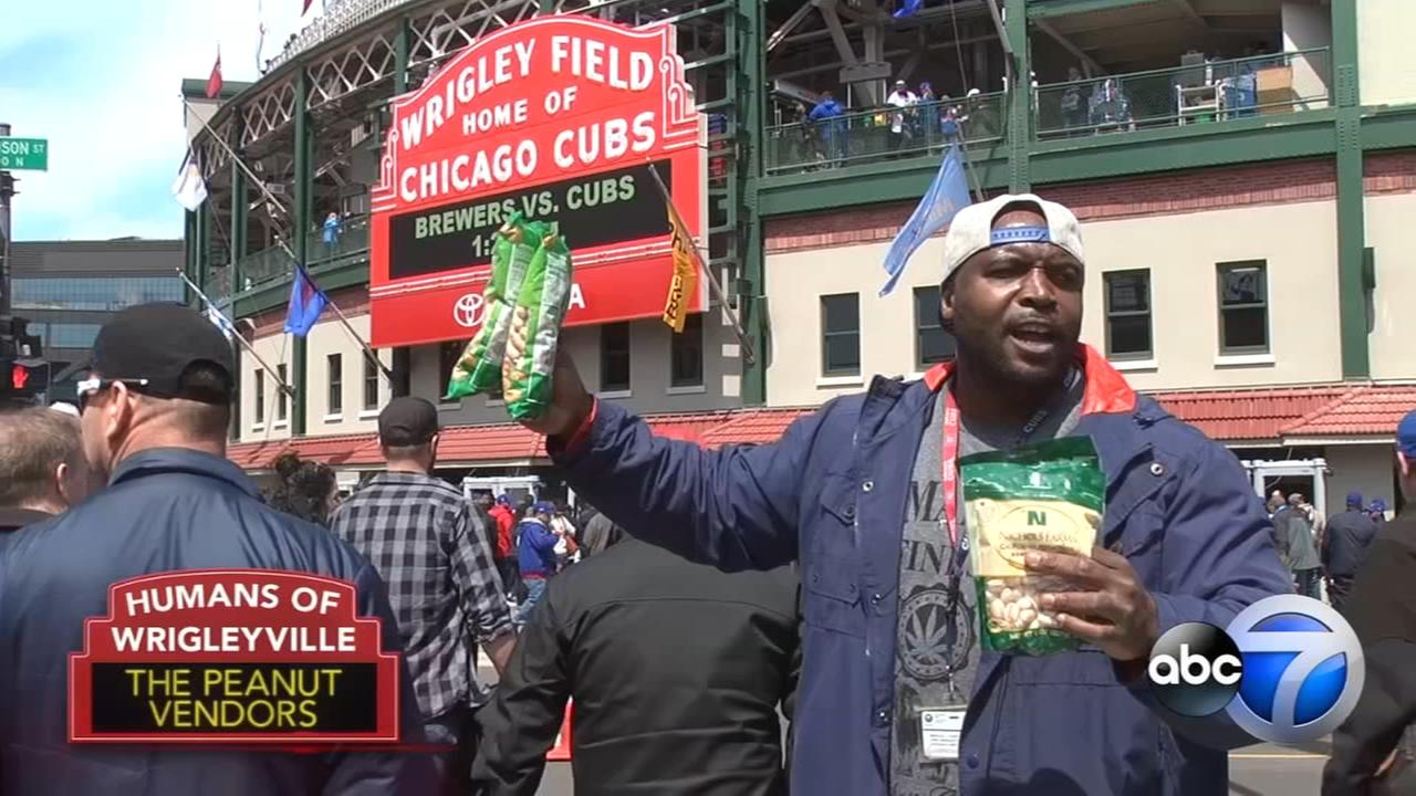 Humans of Wrigleyville: The peanut vendors