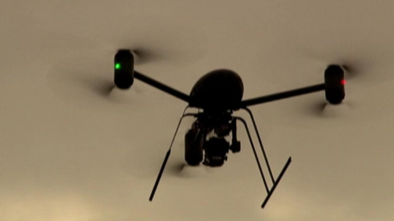 Law enforcement use of drones draws debate