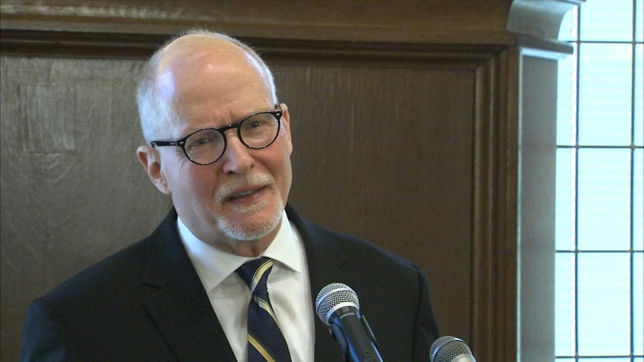 Paul Vallas launches campaign for Chicago mayor