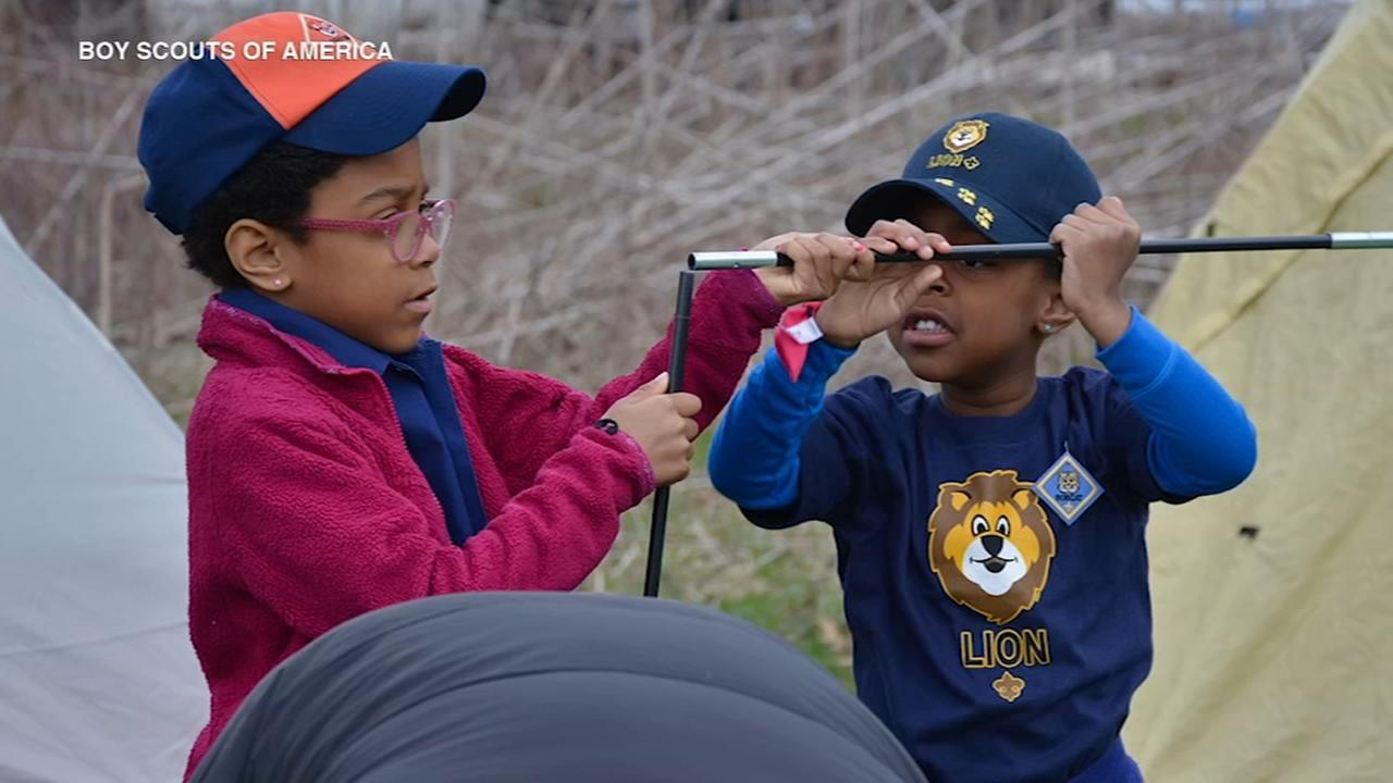 Boy Scouts changes name to Scouts: BSA to attract girls