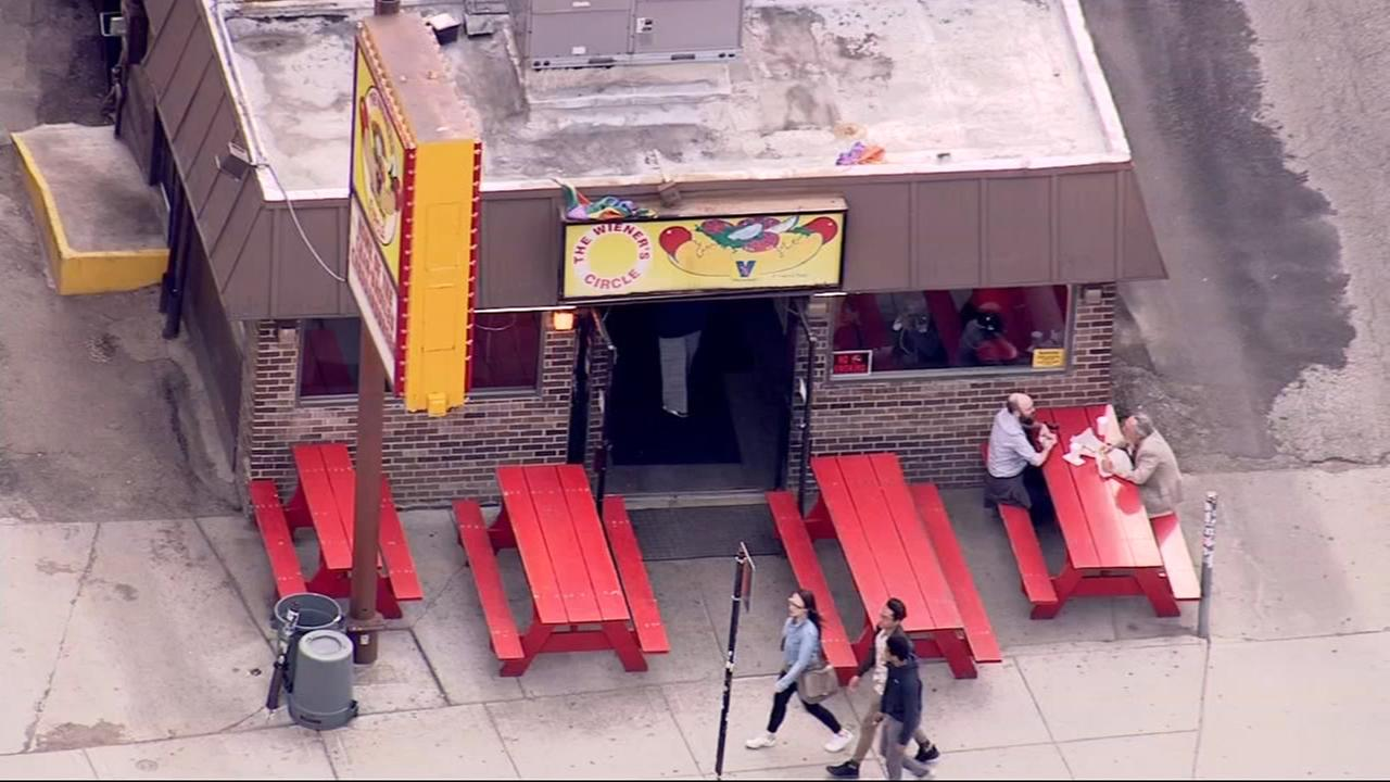 Wieners Circle coming to Rosemont