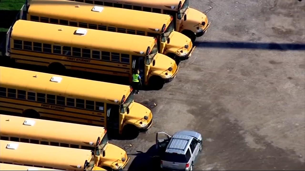 School bus driver screamed threats, slammed brakes in Naperville, students say