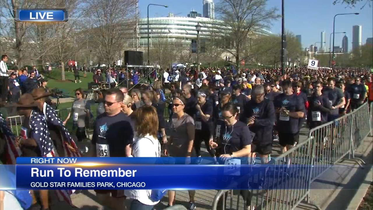 Police Memorial Foundation holding annual Run to Remember