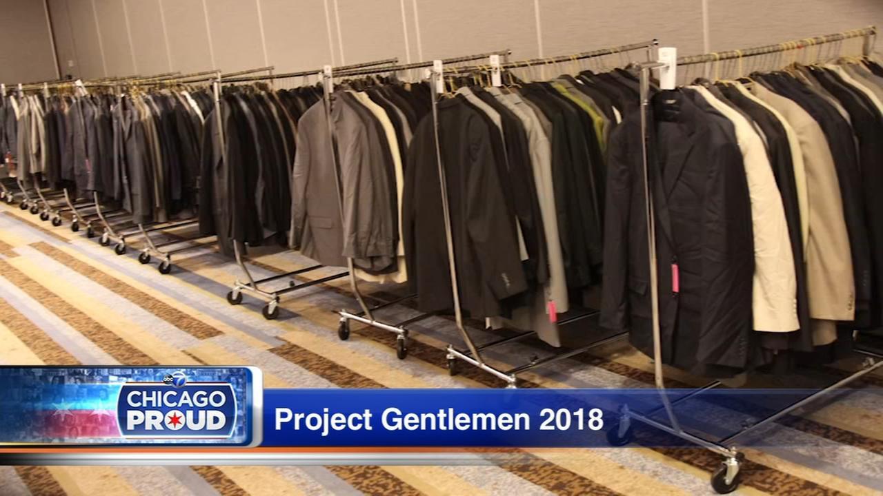 Project Gentleman free suit giveaway for high school seniors