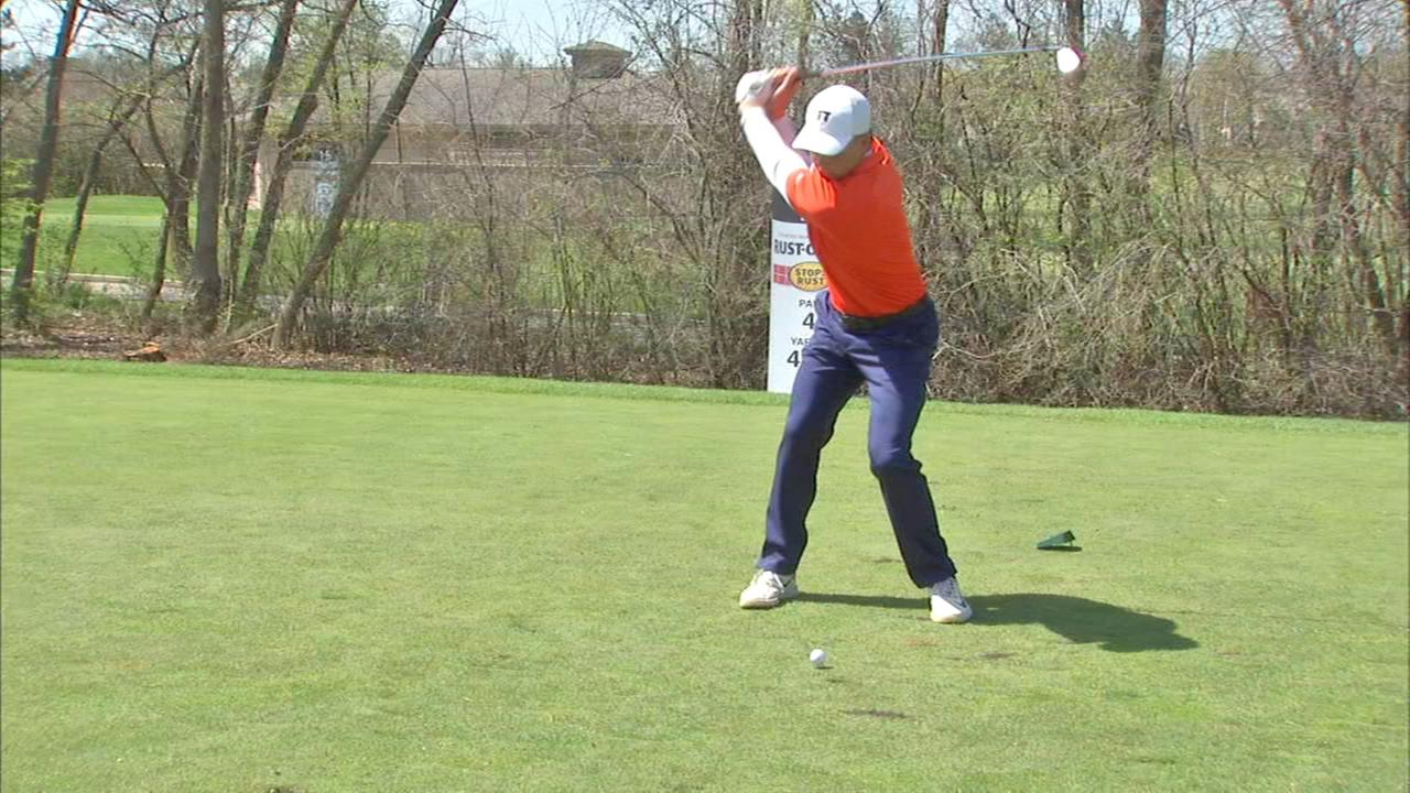 2 local golfers to play in Web.com golf tournament in Mundelein