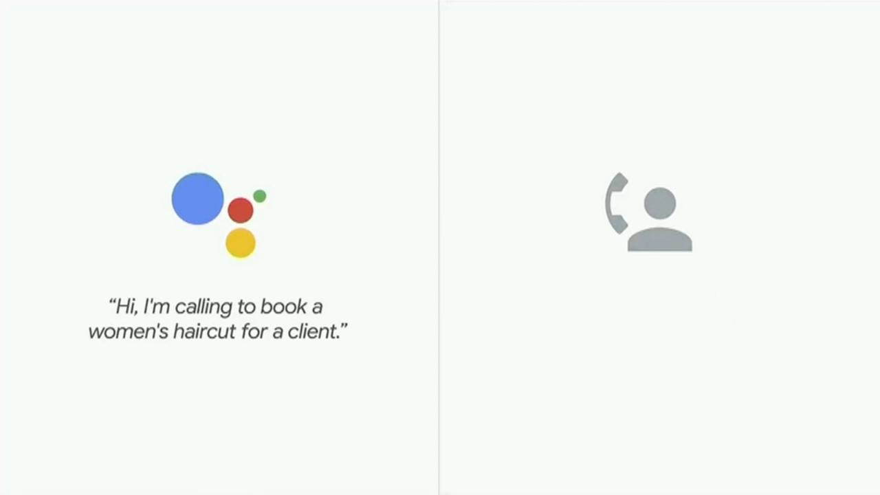 Google Assistant AI can now talk on the phone