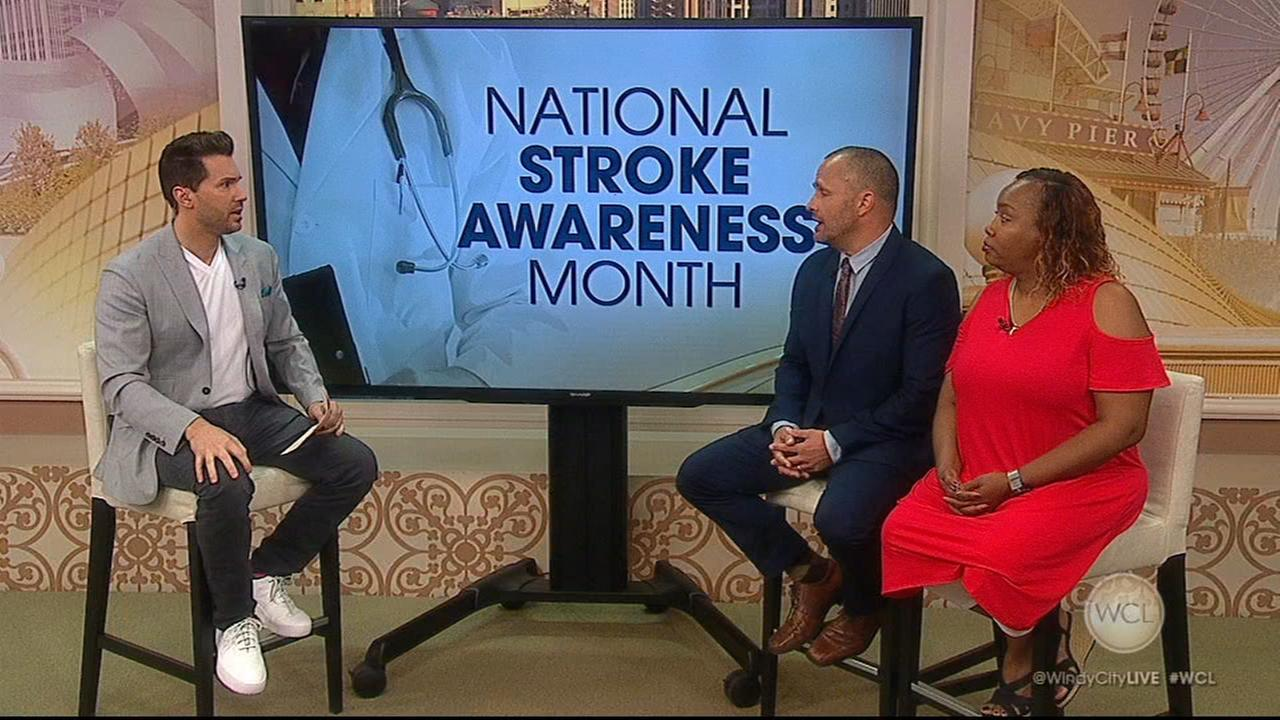 Edward Elmhurst Hospital doctor talks about National Stroke Awareness Month