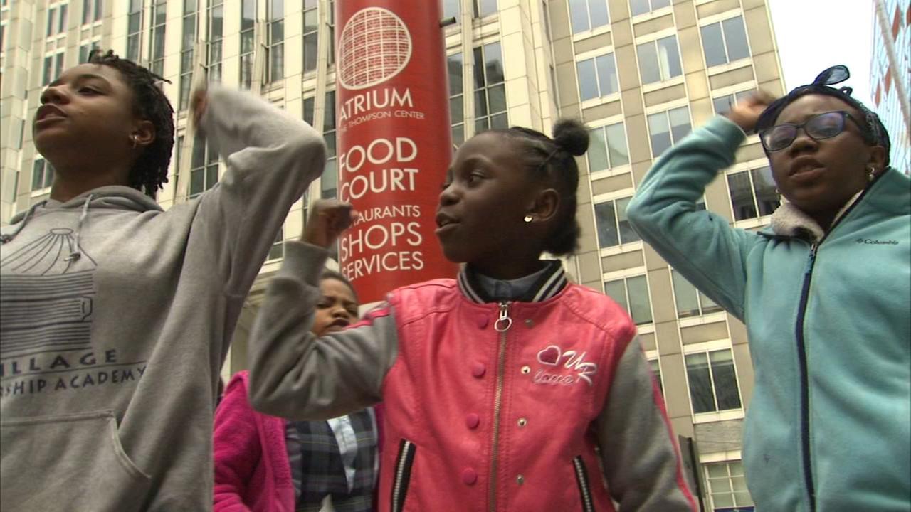 5th graders push to rename Douglas Park