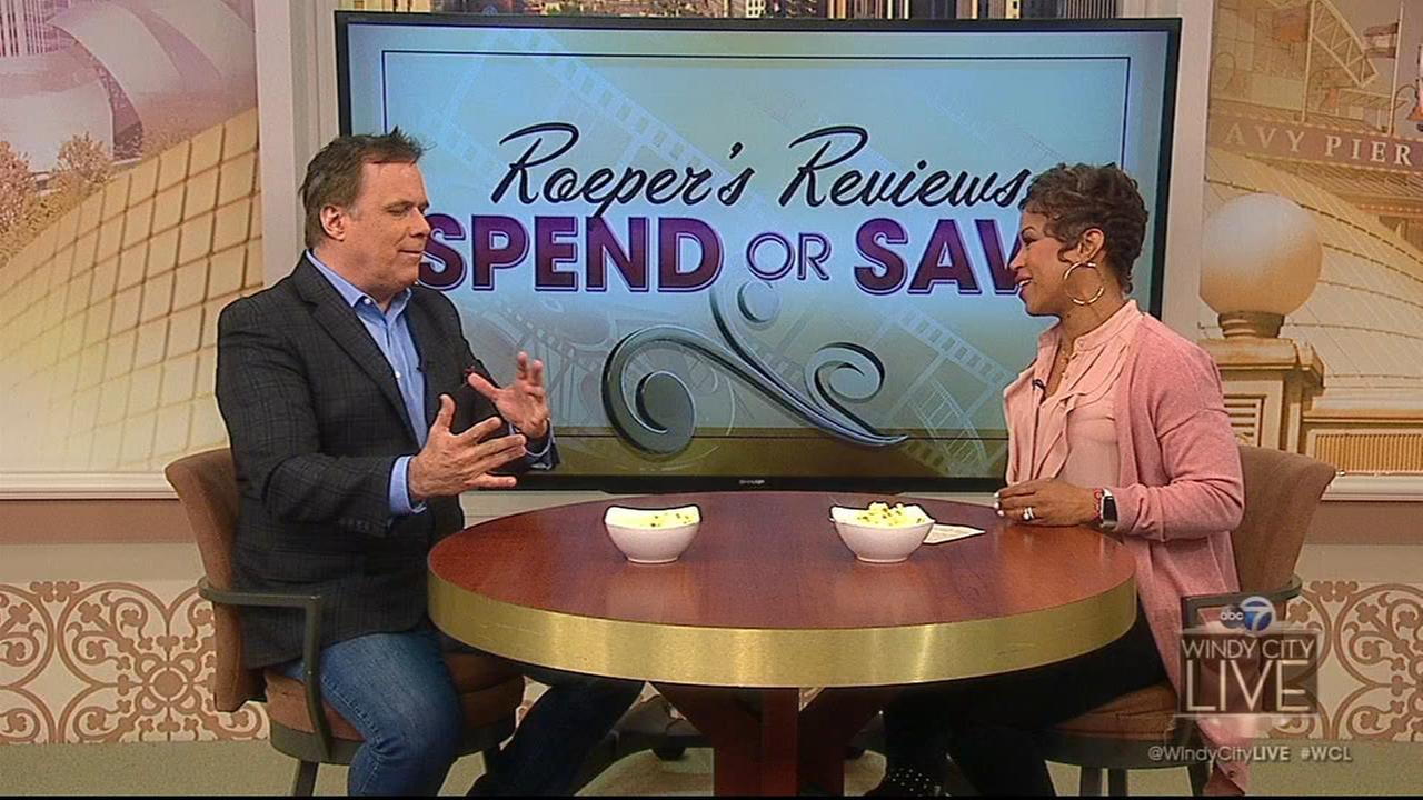 Spend or Save: Film Critic Richard Roeper reviews new movies